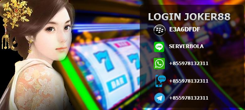 LOGIN JOKER88